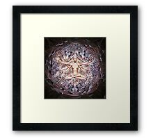 Energy ball  Framed Print