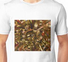 Golden Burst Unisex T-Shirt