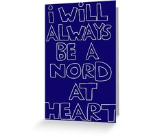 I'm a Nord Greeting Card