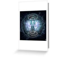 Conscious update Greeting Card