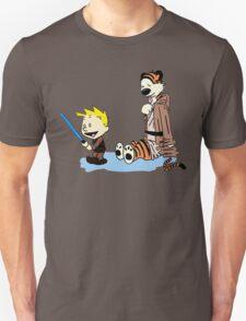 Calvin & Hobbes Wars T-Shirt