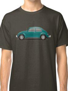 1967 Volkswagen Beetle Sedan - Java Green Classic T-Shirt