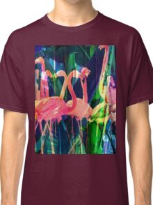 Flamingo Dance Classic T-Shirt