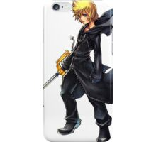 Kingdom Hearts: Roxas iPhone Case/Skin