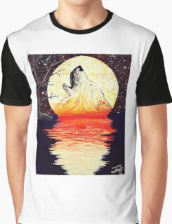 Hunter's Moon Graphic T-Shirt