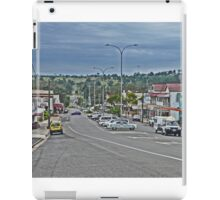 Nanango, Queensland, Australia iPad Case/Skin