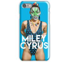 Miley Cyrus iPhone Case/Skin