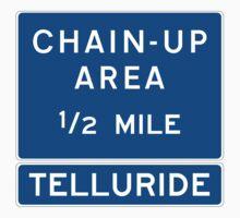 Chain Up! - Telluride Kids Tee