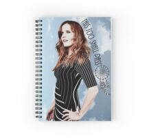 This too shall pass Spiral Notebook