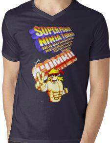 gravity falls Rumble McSkirmish fight fighters  Mens V-Neck T-Shirt