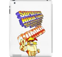 gravity falls Rumble McSkirmish fight fighters  iPad Case/Skin