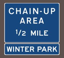 Chain Up! - Winter Park/Mary Jane! Baby Tee