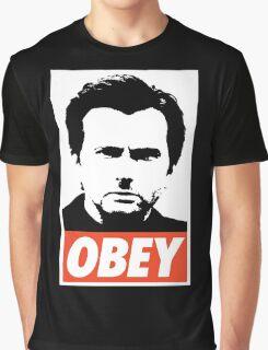 Kilgrave - Obey (Jessica Jones) Graphic T-Shirt