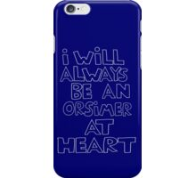 I'm an Orsimer iPhone Case/Skin