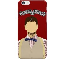 Mose Schrute, Master Baiter iPhone Case/Skin