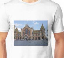 Central Market Hall, Budapest, Hungary Unisex T-Shirt