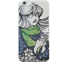 Winter Fashion  iPhone Case/Skin