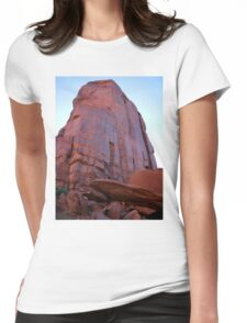 Monument Valley, Arizona 3 Womens Fitted T-Shirt