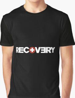 Eminem Album - Recovery Album Graphic T-Shirt