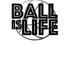 Ball Is Life by briannawb