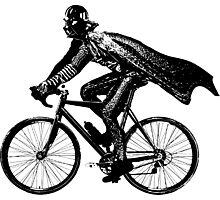 Darth Rider Photographic Print