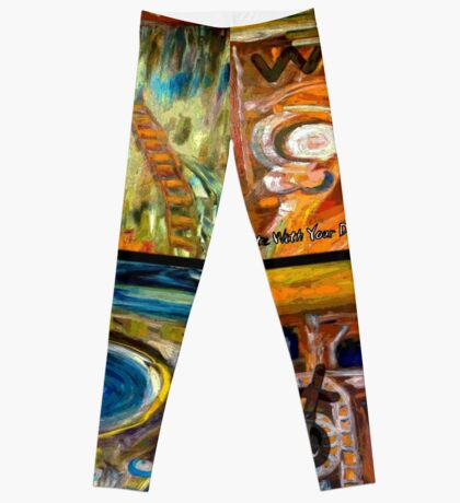 Vote With Your Dollar Leggings