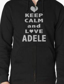 keep calm and love ADELE  T-Shirt