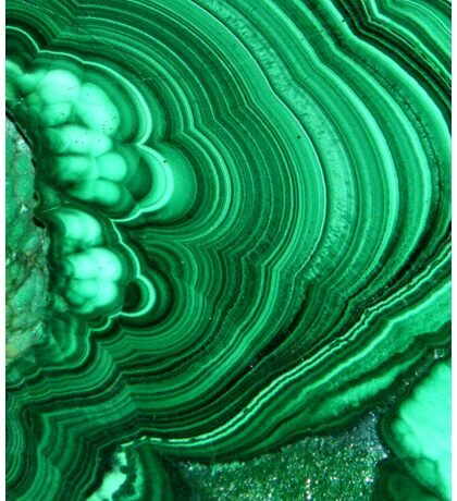 Malachite Sticker