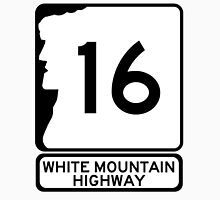 NH-16 WHITE MOUNTAIN HIGHWAY Unisex T-Shirt