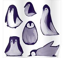 Penguins! Poster