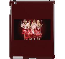 Scream Queens ipad case iPad Case/Skin
