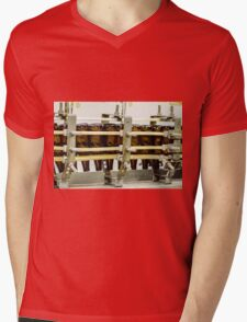 Empty Beer Bottles are Brewery Mens V-Neck T-Shirt
