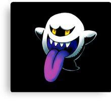 Boo - Super Mario Canvas Print