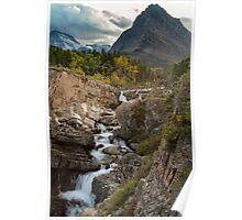 Swiftcurrent Falls Poster