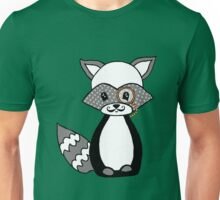 Royal Raccon Unisex T-Shirt