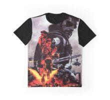 Metal Gear Solid V - The Phantom Pain Graphic T-Shirt