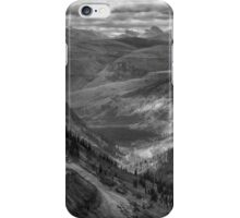 Glacier Valley iPhone Case/Skin