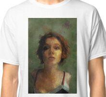 Composure - Portrait Classic T-Shirt