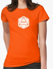__dungeons and dragons wizard Womens Fitted T-Shirt
