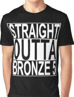 Straight Outta Bronze 5 Graphic T-Shirt