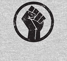 BLACK POWER RAISED FIST Unisex T-Shirt