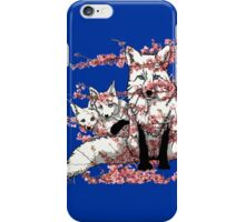 Spring Fox iPhone Case/Skin