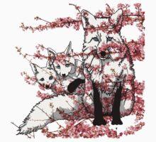 Spring Fox Baby Tee