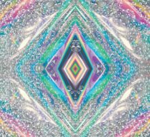 holographic vapor dome tho Sticker