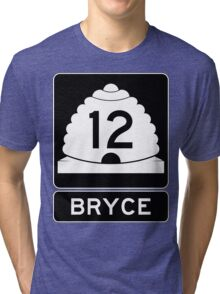 Utah 12 - Bryce National Park Tri-blend T-Shirt
