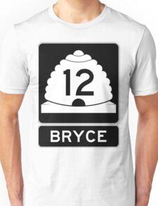 Utah 12 - Bryce National Park Unisex T-Shirt