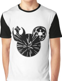 Rebels and Empires Hyperspace Mouse Graphic T-Shirt