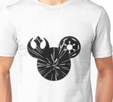 Rebels and Empires Hyperspace Mouse Unisex T-Shirt