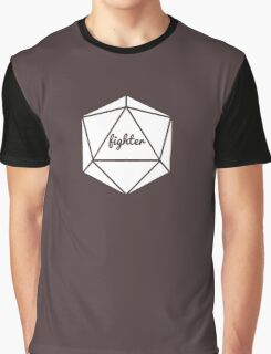 __dungeons and dragons fighter Graphic T-Shirt