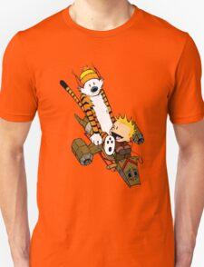 Captain Calvin Hobbes T-Shirt